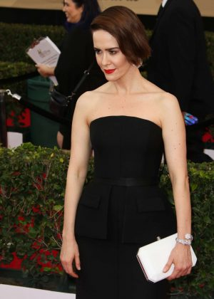Sarah Paulson - 2017 Screen Actors Guild Awards in Los Angeles
