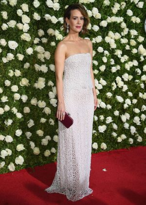 Sarah Paulson - 2017 Tony Awards in New York City