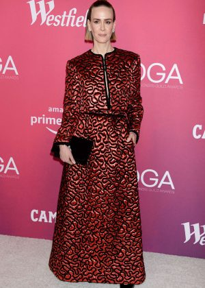 Sarah Paulson - 2019 Costume Designers Guild Awards in LA