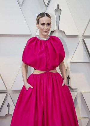 Sarah Paulson - 2019 Oscars in Los Angeles