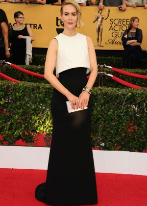 Sarah Paulson - 2015 Screen Actors Guild Awards in LA