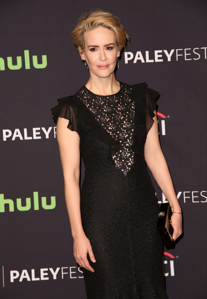 Sarah Paulson - 33rd Annual PaleyFest 'American Horror Story: Hotel' in Hollywood