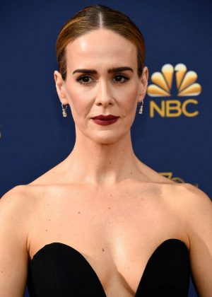 Sarah Paulson - 2018 Emmy Awards in LA