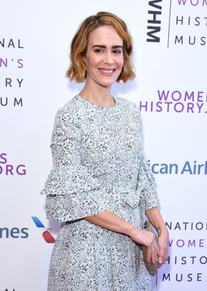 Sarah Paulson - 7th Annual Women Making History Awards in Beverly Hills