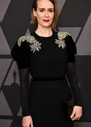 Sarah Paulson - 9th Annual Governors Awards in Hollywood