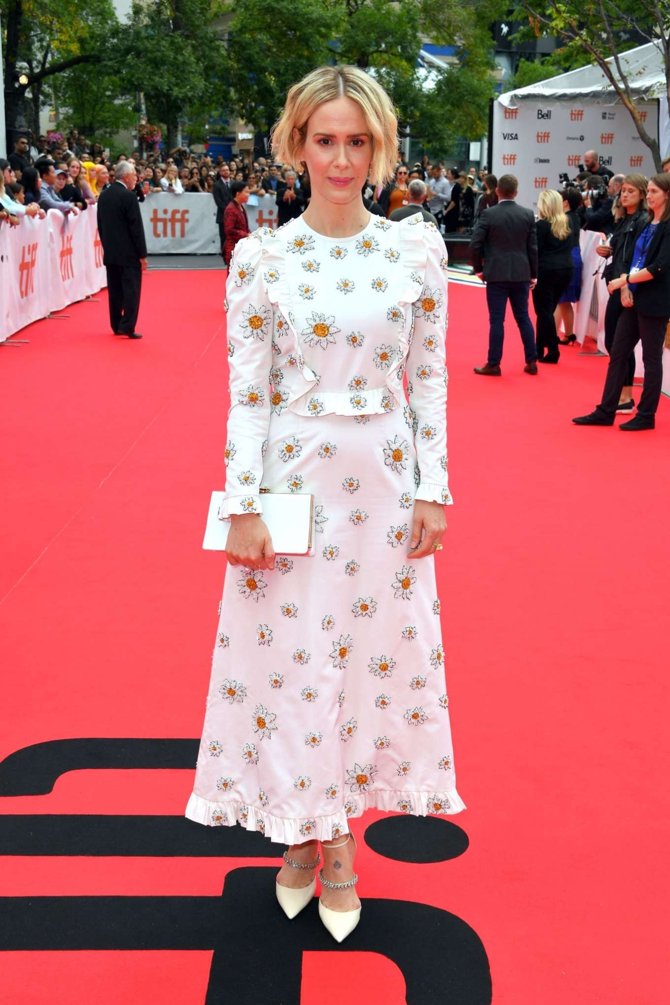 Sarah Paulson - 'Abominable' premiere during the 2019 Toronto International Film Festival