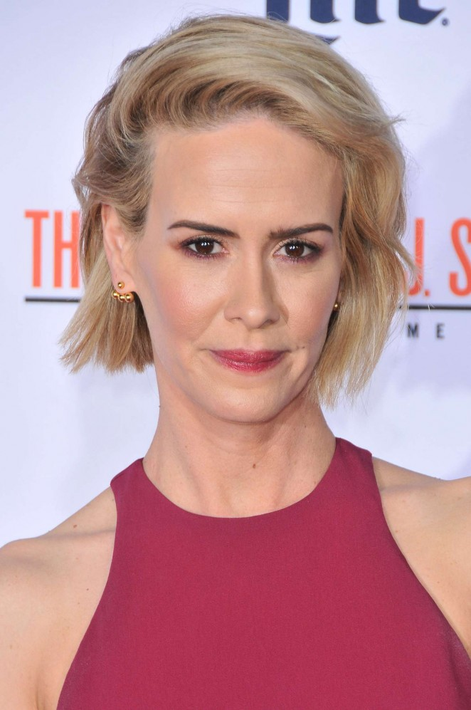 Sarah Paulson: American Crime Story The People v O J Simpson Premiere -08
