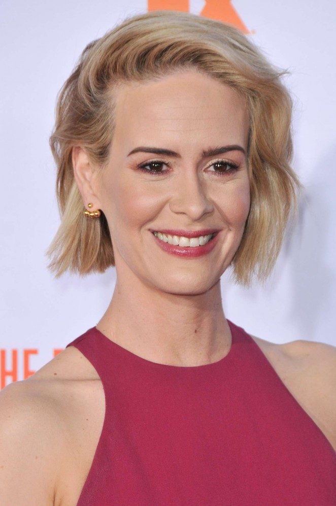 Sarah Paulson: American Crime Story The People v O J Simpson Premiere -16