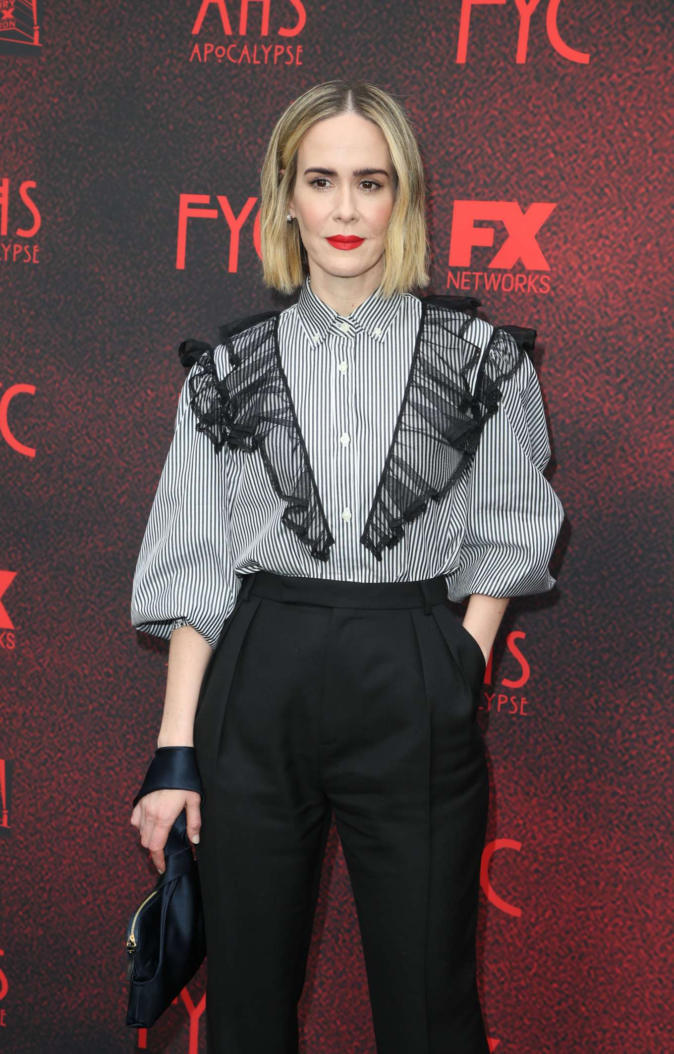 Sarah Paulson - 'American Horror Story: Apocalypse' FYC Event in Los Angeles