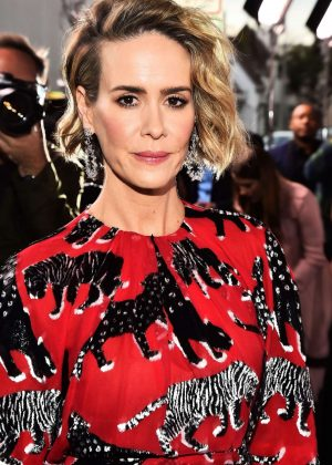 Sarah Paulson - 'American Horror Story Cult' Event in Los Angeles