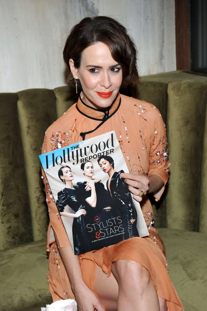 Sarah Paulson at Power Stylists Dinner in West Hollywood