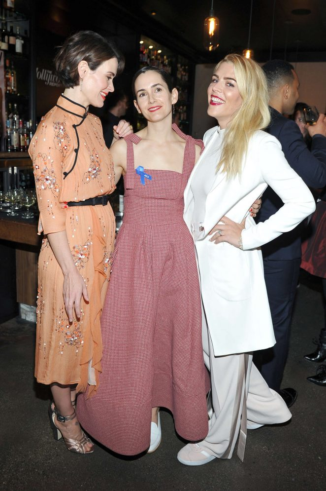 Sarah Paulson at Power Stylists Dinner -05