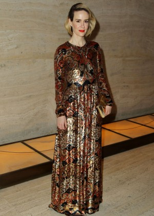 Sarah Paulson - 'Carol' Premiere After Party in New York