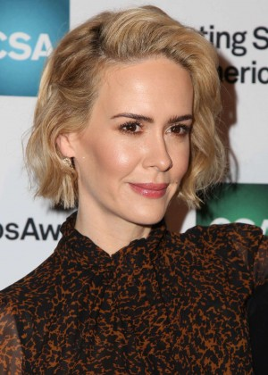 Sarah Paulson - Casting Society Of America's 31st Annual Artios Awards in Beverly Hills