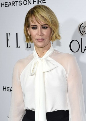 Sarah Paulson - ELLE's Annual Women in Television Celebration 2015
