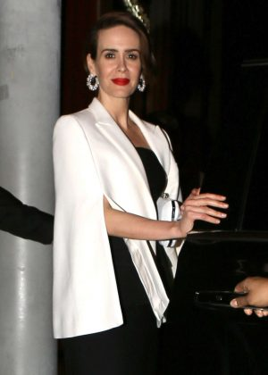 Sarah Paulson - HBO SAG Awards After Party at Catch LA in West Hollywood