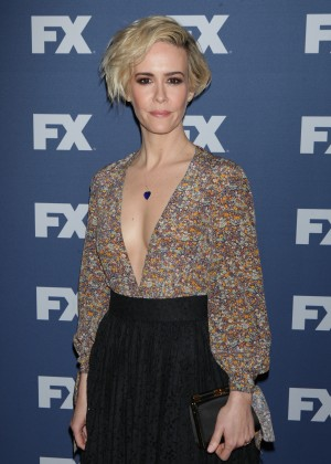 Sarah Paulson - 'People v. O.J. Simpson American Crime Story' Premiere in New York