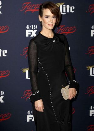 Sarah Paulson - Star Upfront at the SVA Theatre in New York
