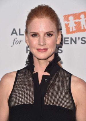 Sarah Rafferty - 2018 Alliance For Children's Rights Dinner in Beverly Hills