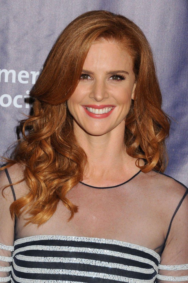 "Sarah Rafferty - 2015 ""A Night At Sardi's"" in Beverly Hills"
