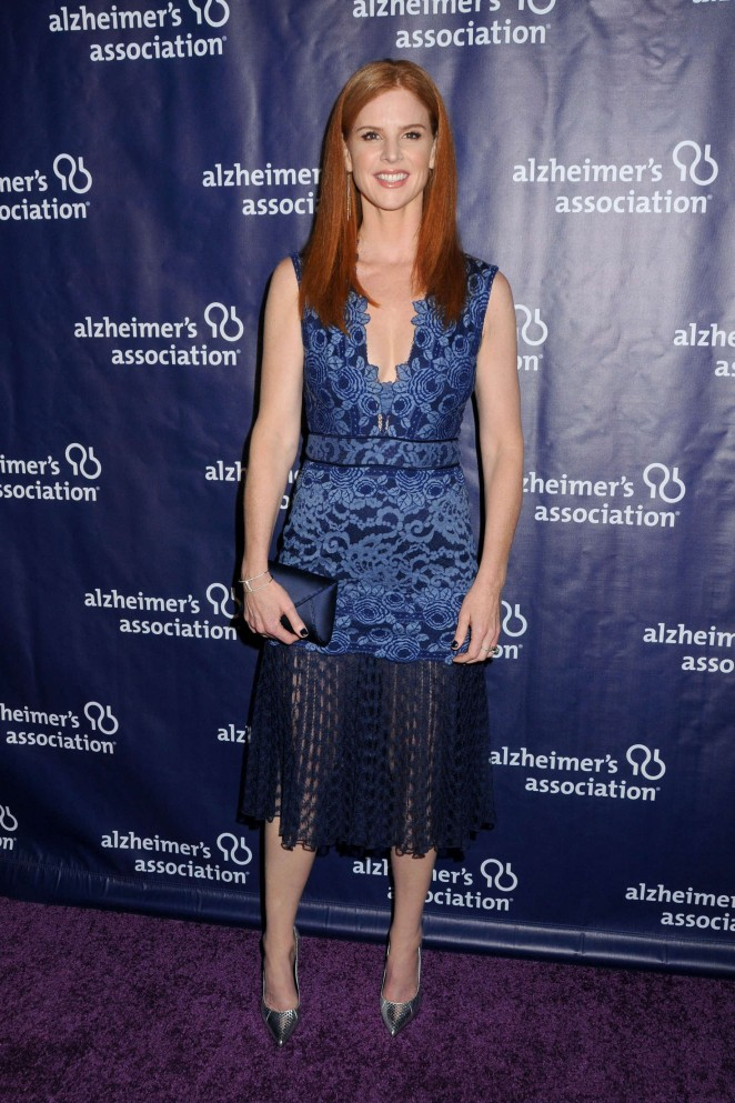 Sarah Rafferty - 24th Annual 'A Night At Sardi's' Benefit Gala in Beverly Hills