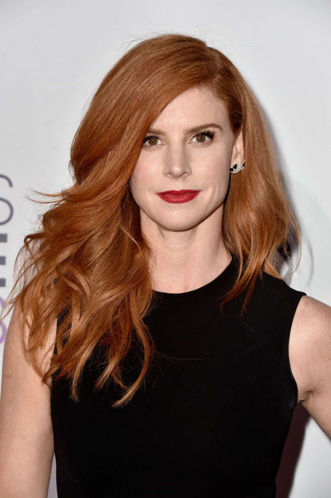 Sarah Rafferty - 41st Annual People's Choice Awards in LA