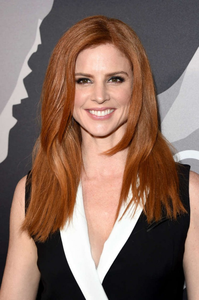 Sarah Rafferty - Audi Celebrates Golden Globes Week 2015 in LA