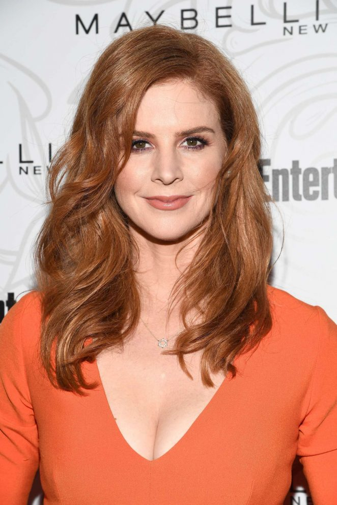 Sarah Rafferty - Entertainment Weekly Celebration of SAG Award Nominees in Los Angeles