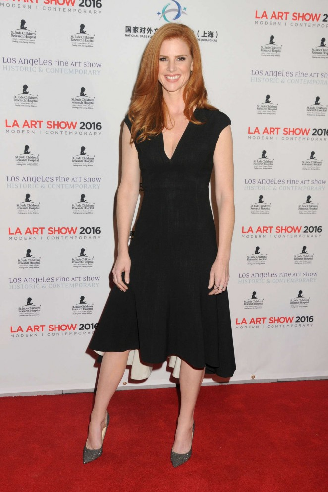 Sarah rafferty the la art show and the los angeles fine for Craft shows in louisiana