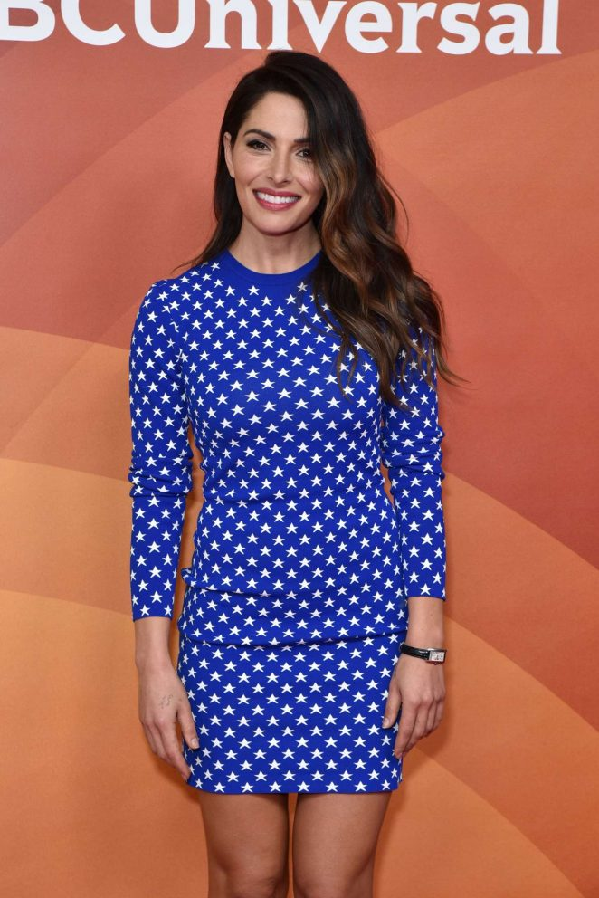 Sarah Shahi - 2018 NBCUniversal Summer Press Day in Universal City
