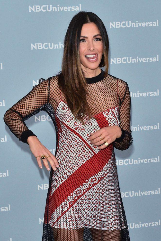 Sarah Shahi - 2018 NBCUniversal Upfront Presentation in NYC