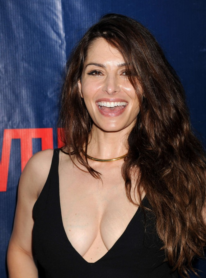 Sarah Shahi - CBS, CW and Showtime TCA Summer Press Tour Party 2015 in LA