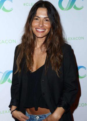Sarah Shahi - Day 2 of ClexaCon in Las Vegas
