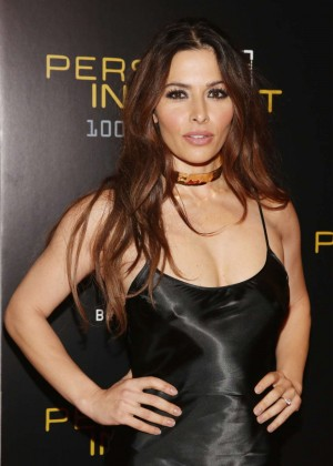 Sarah Shahi - Person Of Interest 100th Episode Celebration in NY