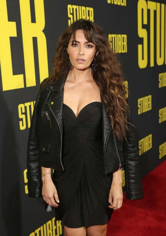 Sarah Shahi - 'Stuber' Premiere in Hollywood