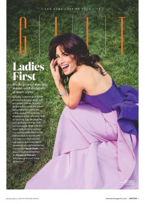 Sarah Shahi - Watch! Magazine (June 2016)