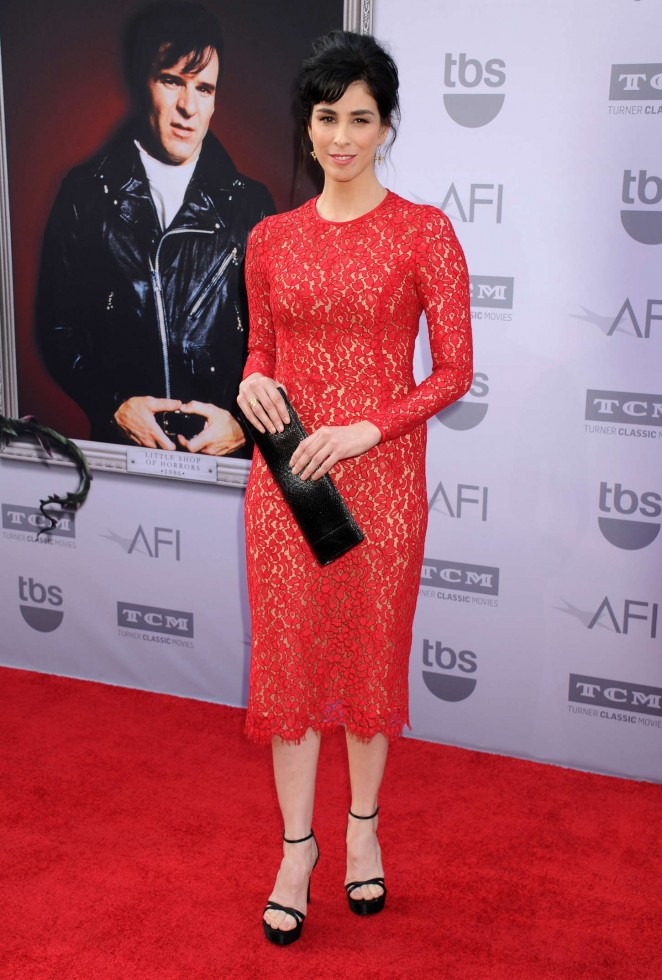 Sarah Silverman - 2015 AFI Life Achievement Award Gala in Hollywood