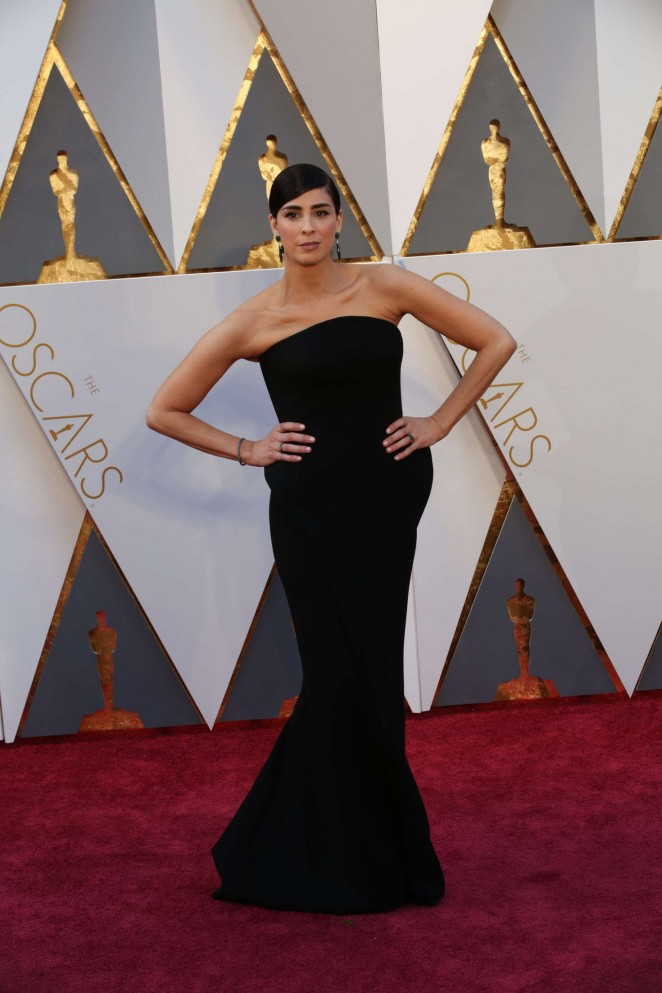 Sarah Silverman - 2016 Oscars in Hollywood