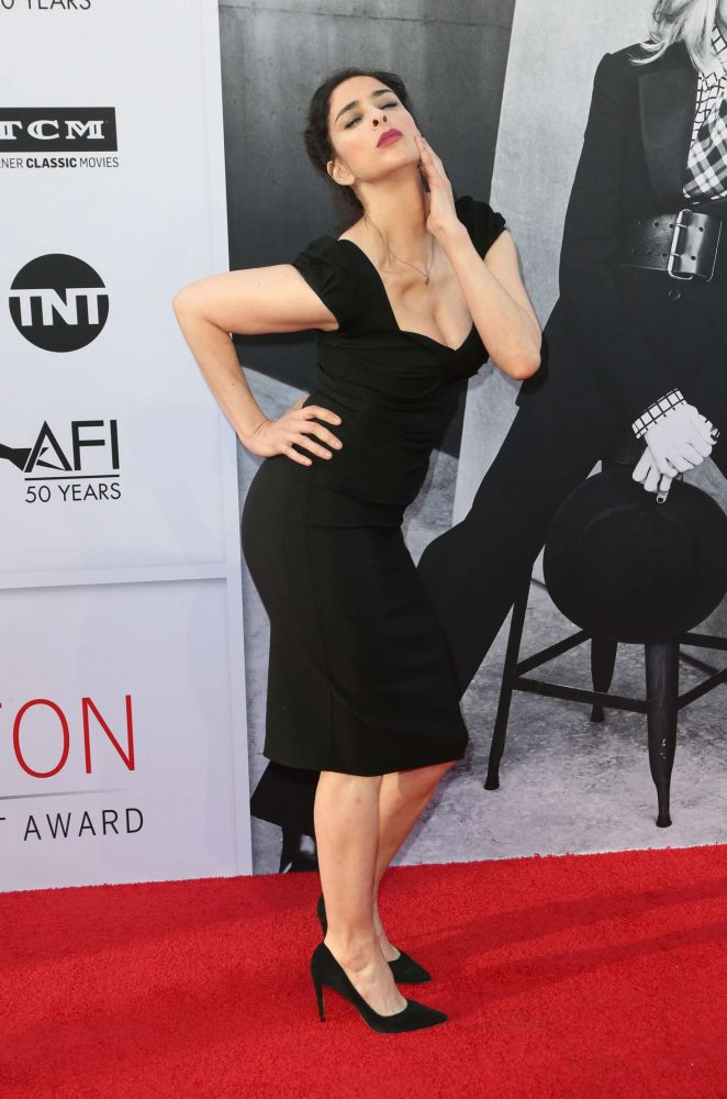Sarah Silverman - 2017 AFI Life Achievement Award Gala Honoring Diane Keaton in LA