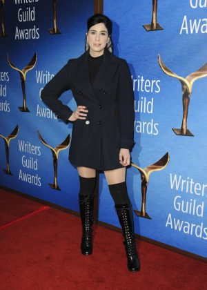 Sarah Silverman – 2019 Writers Guild Awards in Los Angeles