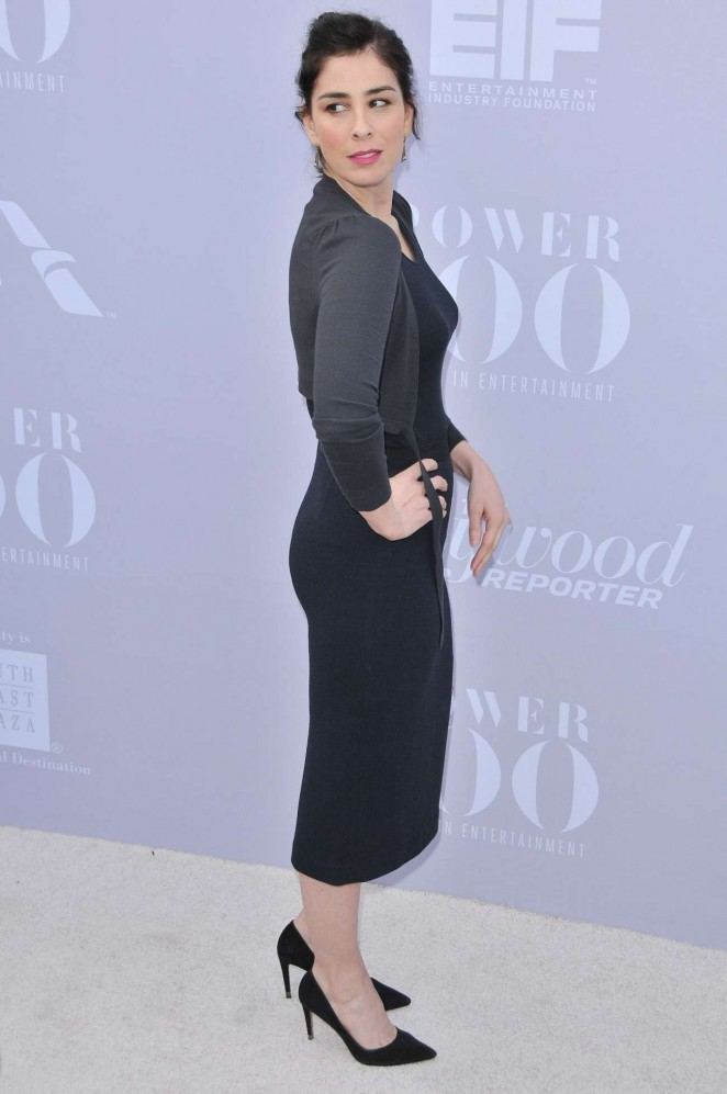 Sarah Silverman - 2015 Women in Entertainment Breakfast in Los Angeles