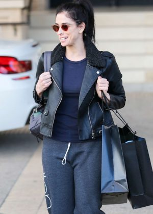 Sarah Silverman at Barney's New York in Beverly Hills