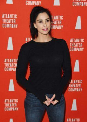 Sarah Silverman - Atlantic Theater Company 2019 Gala in New York