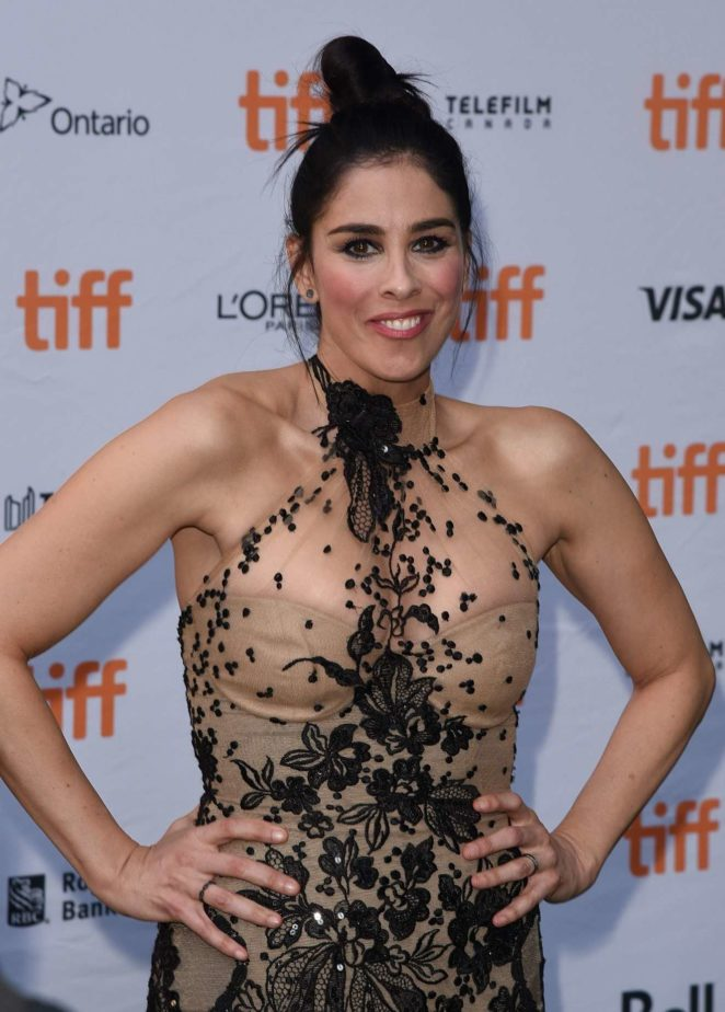 Sarah Silverman - Battle of the Sexes Premiere in Toronto IFF 2017
