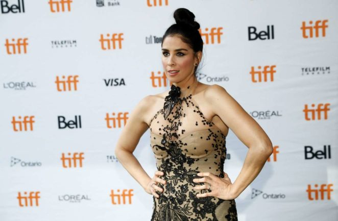 Sarah Silverman: Battle of the Sexes Premiere in Toronto IFF 2017-13