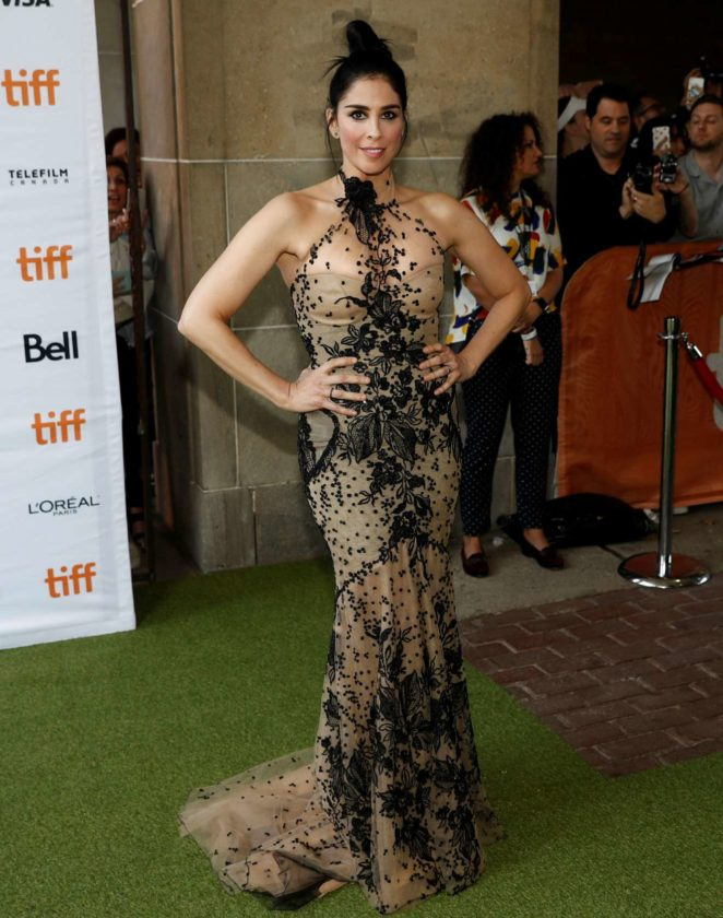 Sarah Silverman: Battle of the Sexes Premiere in Toronto IFF 2017-18