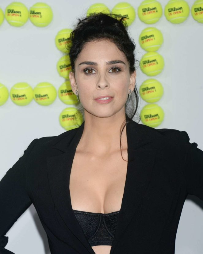 Sarah Silverman - Battle of the Sexes Screening in Los Angeles