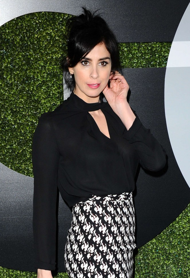 Sarah Silverman - GQ Men Of The Year Party 2015 in LA