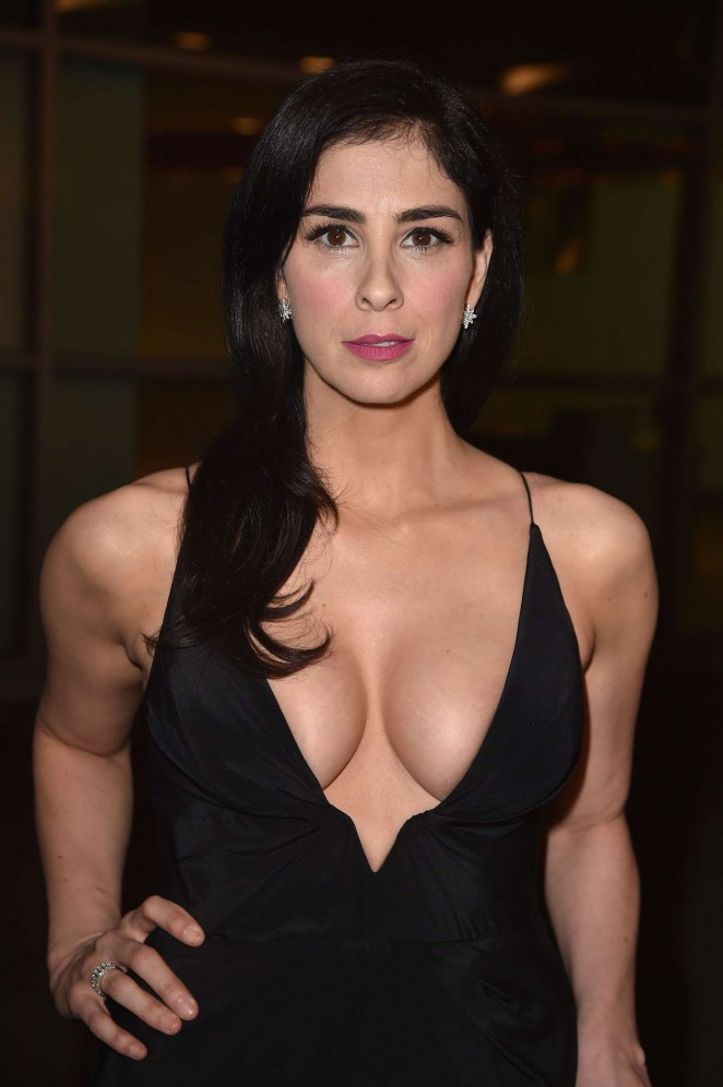 Sarah Silverman - 'I Smile Back' Premiere in Hollywood