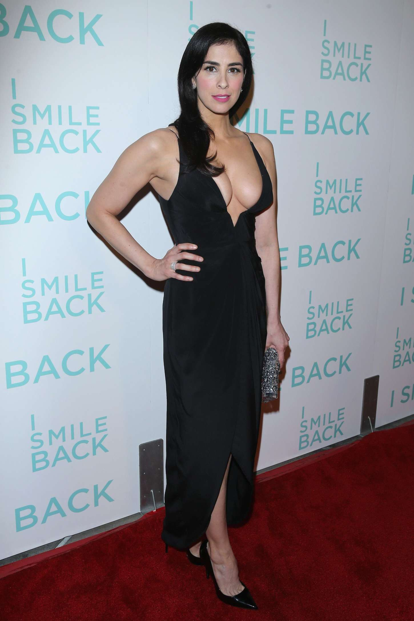 Sarah Silverman I Smile Back Premiere 26 Gotceleb